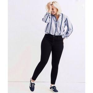 Madewell Black Plus Size Roadtripper Jeans